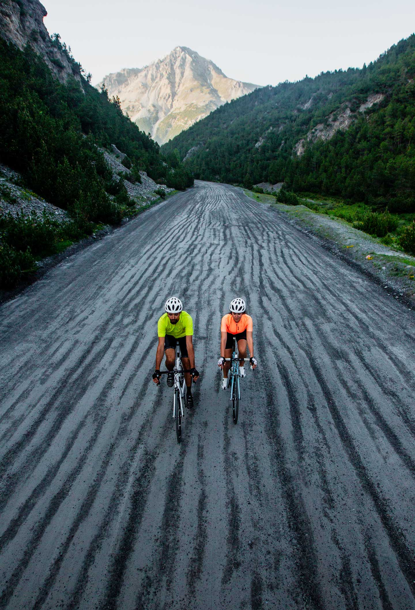 join a Private tour with Vago Cycling