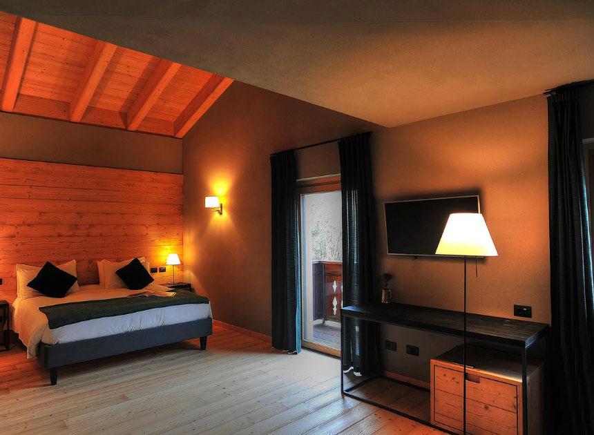 cozy accommodation in Bormio